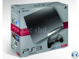 PS3 modded console full fresh with warranty