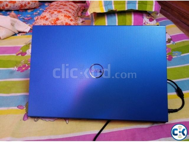 DELL 1TB i3 BLUE BRAND NEW UNUSED LAPTOP | ClickBD large image 0