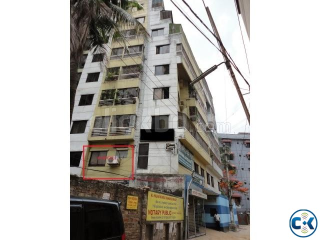 Office Space at Moghbazar - 350sft | ClickBD large image 1