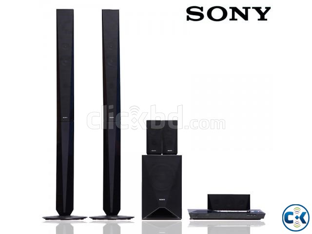 Blu-ray Home Cinema System with Bluetooth | ClickBD large image 0