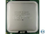 Intel Q6600 Quad Core processor 8MB