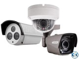 03 PCS Full HD CCTV Camera