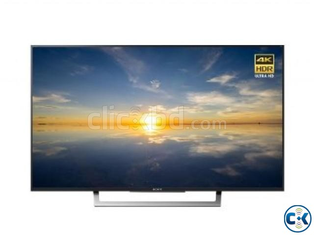 Sony 4K Smart 49X800E Slim LED TV | ClickBD large image 0
