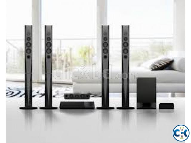 Sony BDV-N9200 Blu-Ray Home Theater Wi-Fi Sound System | ClickBD large image 1