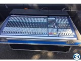 Soundcraft GB-4-32 With flight case