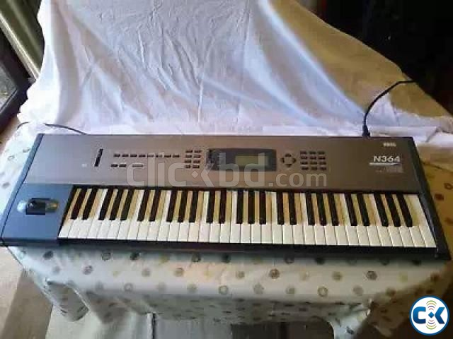 Korg N-364 New with Ready tone | ClickBD large image 0