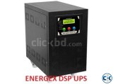 ENERGEX DSP SINEWAVE UPS IPS 5KVA WITH BATTERY 5yrs War.