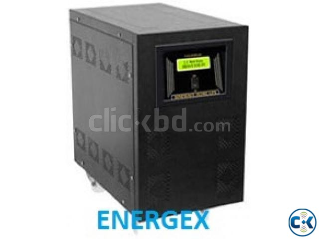 ENERGEX DSP SINEWAVE UPS IPS 10KVA WITH BATTERY 5yrsWar. | ClickBD large image 0