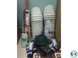Full Cricket Kit Rarely used