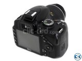 Nikon D3200 Black 24.2MP Wi-Fi 18-55mm Digital SLR Camera