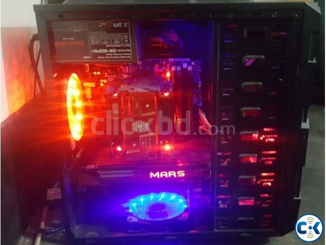 Core i7 Powerful Gaming PC at Low price | ClickBD large image 1