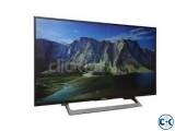 SONY BRAVIA X8000E 43''INCH 4K ULTRA HD TELEVISION