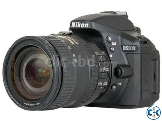 Nikon D3400 24.2MP Budget 3 Inch Full HD Digital SLR Camera | ClickBD large image 1