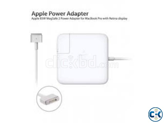MacBook Pro 85W MagSafe 2 Power Adapter | ClickBD large image 0
