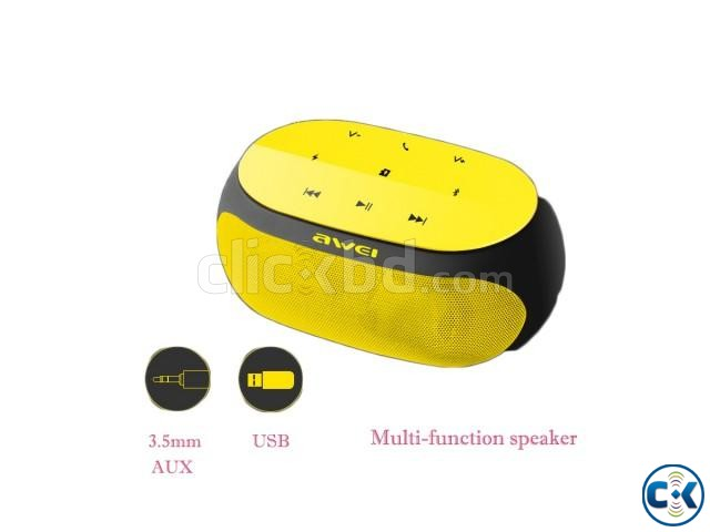 Awei Y200 Bluetooth Speaker Portable | ClickBD large image 0