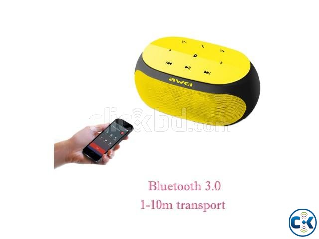 Awei Y200 Bluetooth Speaker Portable | ClickBD large image 1