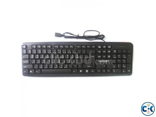 USB Keyboard LK04 | ClickBD large image 1