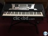 Yamaha PSR-550-series keyboard