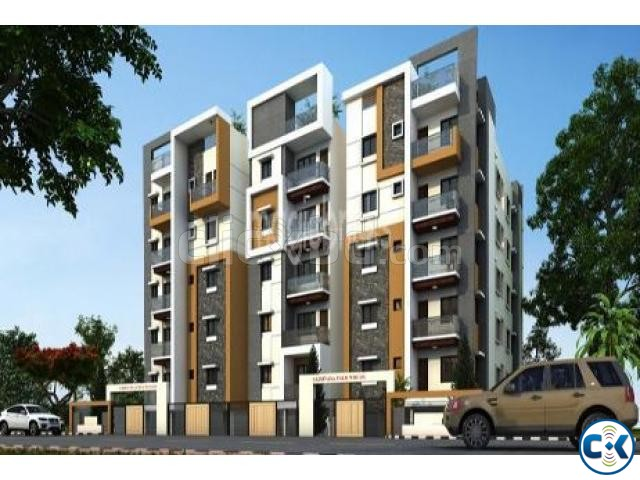 1486 sft FLAT FOR SALE AT UTTARA | ClickBD large image 0
