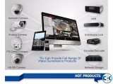 CC Camera 08Pcs 08Ch DVR Full Package