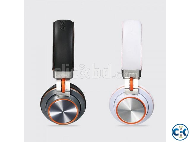 195HB Bass Headphone Bluetooth 4.1 Wireless Headset Earphone | ClickBD large image 2