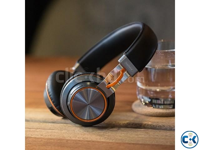 195HB Bass Headphone Bluetooth 4.1 Wireless Headset Earphone | ClickBD large image 4
