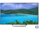 Sony bravia 40 FULL HD W652D smart LED