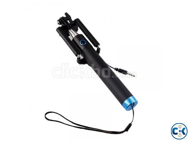 Selfie Stick Wired for Smart Phone | ClickBD large image 0
