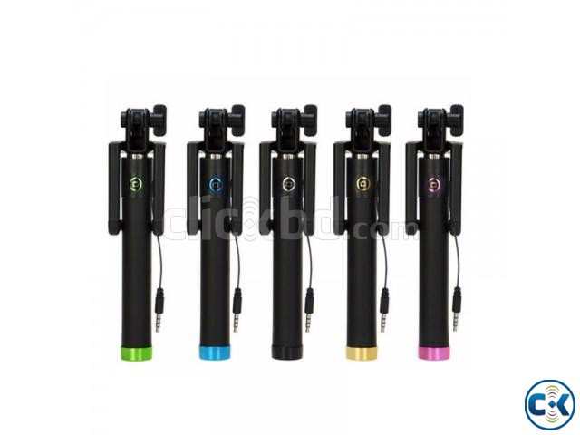 Selfie Stick Wired for Smart Phone | ClickBD large image 4