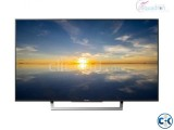 Sony Bravia X8000E 4K 43 Life Picture Wi-Fi Smart LED TV