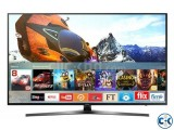 Samsung LED TV JU6400 65 Flat UHD 4K Smart Wi-Fi