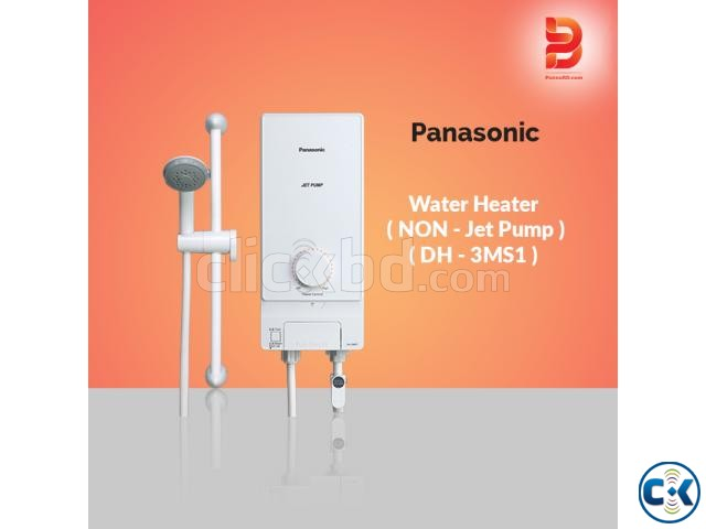 Water Heater Non-Jet Pump DH-3MS1 | ClickBD large image 0