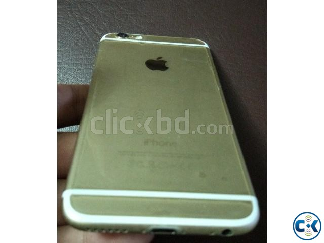 iphone 6 64 gb gold | ClickBD large image 0