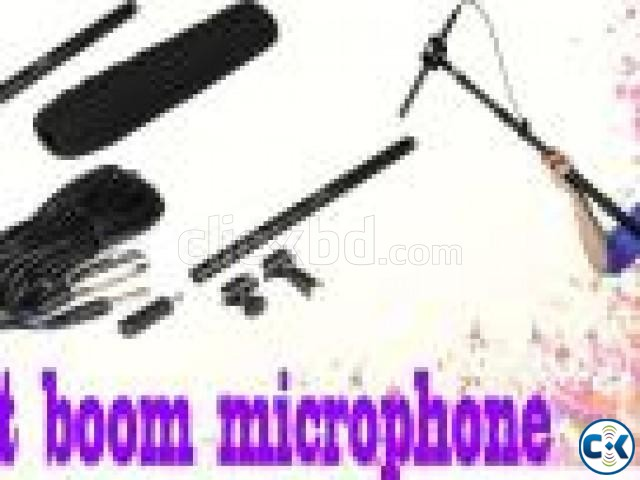 Panasonic Boom Microphone | ClickBD large image 4