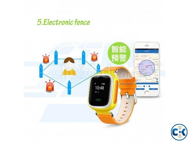 KIDS GPS SMART WATCH PHONE | ClickBD large image 0