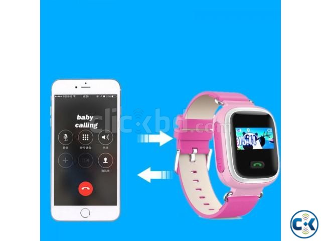 KIDS GPS SMART WATCH PHONE | ClickBD large image 4