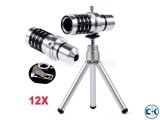 12X Universal Mobile Phone Lens