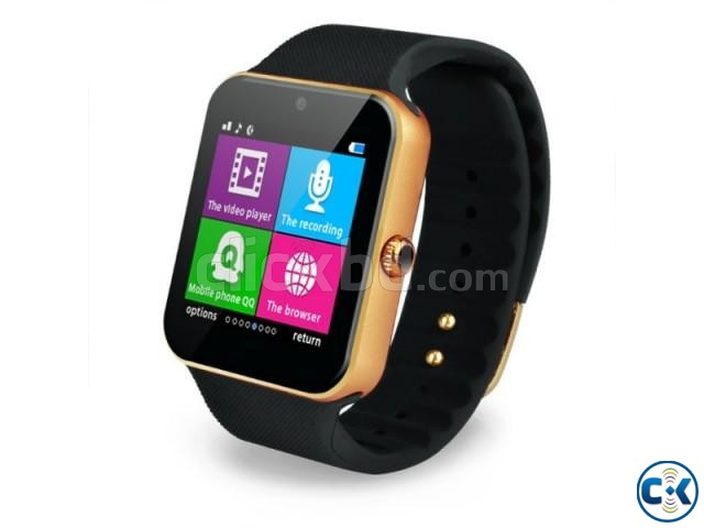 Smart watch Phone GT 08 | ClickBD large image 0