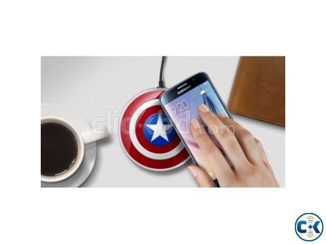 Wireless Mobile Charger | ClickBD large image 2