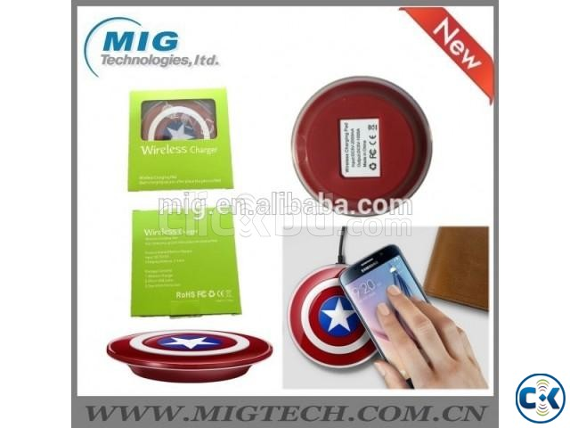 Wireless Mobile Charger | ClickBD large image 3