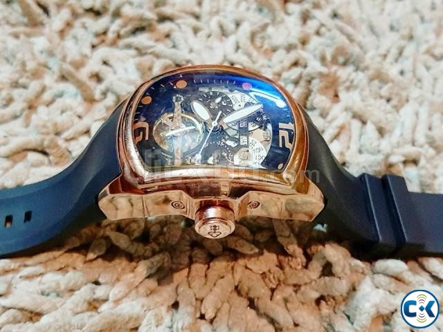 CORUM mechanical AUTOMATIC watch from ITALI | ClickBD large image 1