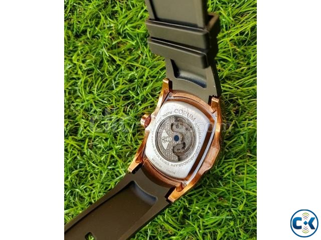 CORUM mechanical AUTOMATIC watch from ITALI | ClickBD large image 2