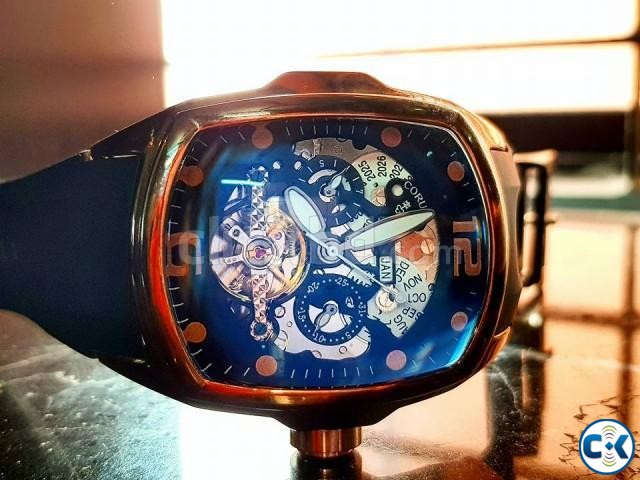 CORUM mechanical AUTOMATIC watch from ITALI | ClickBD large image 3