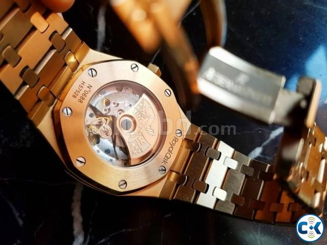 Audemars Piguet AUTOMATIC 40 jewels from ITALI | ClickBD large image 1
