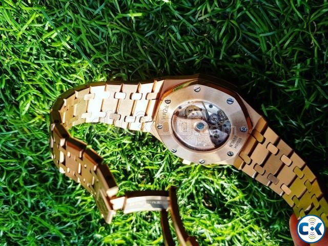 Audemars Piguet AUTOMATIC 40 jewels from ITALI | ClickBD large image 3