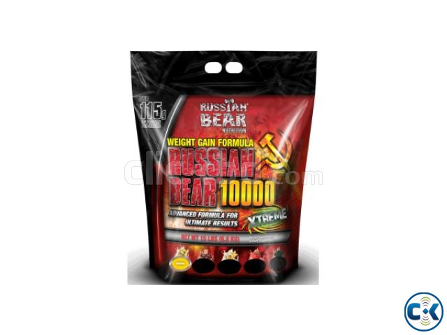 Russian Bear 10000 Weight Gainer-15LBs | ClickBD large image 0