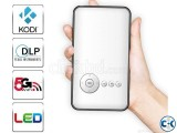 Andriod Wifi DLP 4k Pocket Projector M6