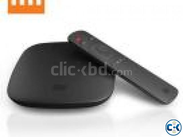 MI ANDROID SMART TV BOX Global varson  | ClickBD large image 0