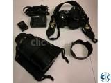Nikon D60 with Nikon 18-105mm VR Lens.