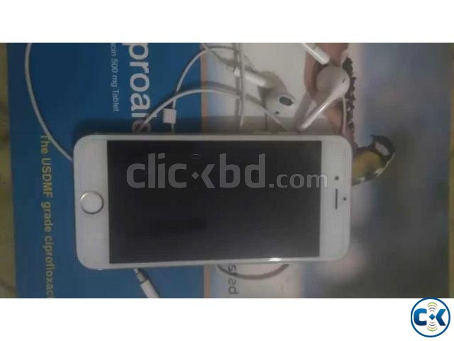 iPhone 6 64GB Gold | ClickBD large image 0